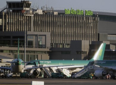 Most Aer Lingus flights are set to remain grounded on Tuesday and Wednesday of next week as a result of industrial action by pilots.