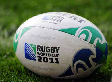The IRB collected 216 urine samples over the course of the tournament.