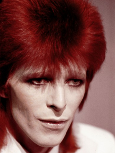 Glam rock legend Bowie celebrates turning 65