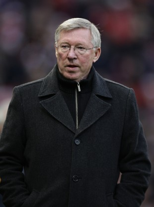 Ferguson celebrated his 70th birthday with a defeat to lowly Blackburn.