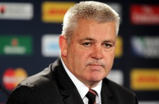 Gatland expecting Ireland to seek revenge for World Cup exit