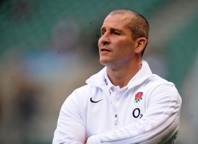 Stuart Lancaster has enjoyed a successful tenure as England coach.