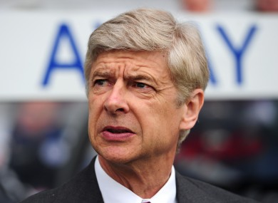 After a turbulent season, the Arsenal boss would take fourth.