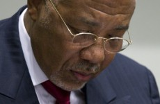 Charles Taylor convicted in 'blood diamond' and child soldier trial