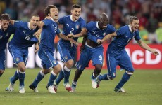 As it happened: England v Italy, Euro 2012 quarter-final