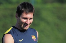 Messi endorses team-mates for Ballon d'Or
