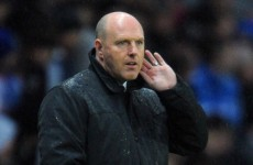 Kean still in charge of Blackburn — for now