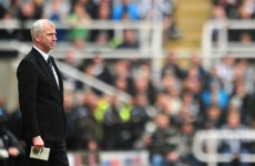 Newcastle give Alan Pardew 8-year contract (this is not a joke)