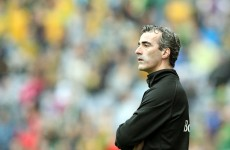 Donegal's McGuinness set to take up part-time Celtic role – reports
