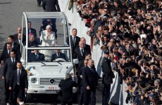 Benedict XVI holds final address before stepping down as pope