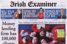 'Irish Examiner' and local papers sold in complex restructuring