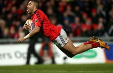 Zebo: After hanging up the rugby boots I could give hurling a go