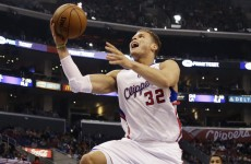 You need to see this Blake Griffin-Jamal Crawford alley-oop this morning