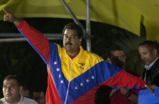 Chavez heir wins Venezuela vote – but opposition refuses to concede