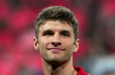 'No one will wet their pants if we've to take penalties' – Thomas Müller