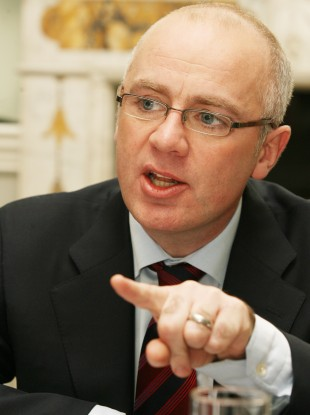 Anglo Irish Bank's former chief executive David Drumm
