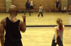 10-year-old girl absolutely nails hip-hop dance moves