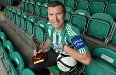 Here are Jason Byrne's incredible goalscoring statistics