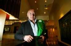 Dave Langan to sell medals and Ireland caps to help clear debt