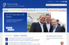 Over €9,000 spent on redesign of Taoiseach's website