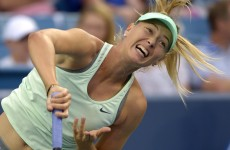 Maria Sharapova fires new coach Jimmy Connors after just 1 match