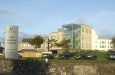 Visitors warned to stay away from Mayo General Hospital