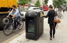 London orders rubbish bins to stop collecting smartphone data