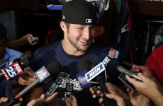 Tebow survives New England Patriots' roster cut to 75