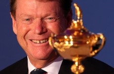Watson banks on five-time Ryder Cup loser Tiger Woods