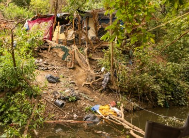 Business Insider spent a week in Silicon Valley exploring its homeless camps including