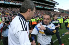 Davy Fitzgerald: 'How do you get the breaks when you're a small fish?'