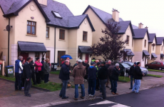 Anti-eviction activists vow to protect Kanturk family home