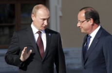 EU and China warn against Syria strikes as G20 assemble in St Petersburg