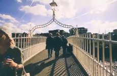 WATCH: Video captures Dublin in 60 seconds