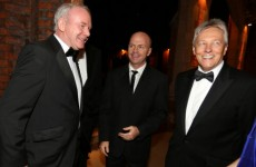 NI First Minister Peter Robinson hails GAA for its role in peace-building