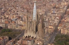 This is what Sagrada Familia will look like when it's finished