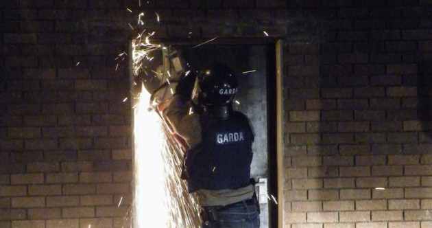 Man jumps from roof to escape as gardaí uncover cannabis operation