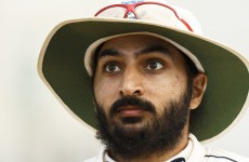 Announcer fired on the spot after he introduces England cricket star Panesar in Indian accent