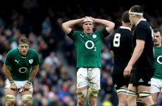 Simon Hick column: Ireland were right to gamble all on black… even if it didn't work