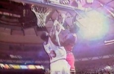 Michael Jordan says this 1991 dunk on Patrick Ewing is his best dunk ever