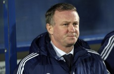 Northern Ireland boss not concerned about losing players to O'Neill
