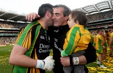 McGuinness reappointment key to Donegal players staying on