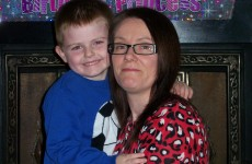 Column: 'My husband was holding back tears when he told me Callum had meningitis'