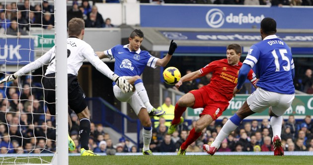 As it happened: Everton v Liverpool, English Premier League