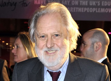 Lord David Puttnam, Ireland's Digital Champion.