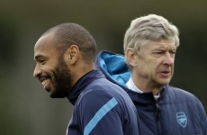 VIDEO: Thierry Henry describes how a chance encounter led to his Arsenal move
