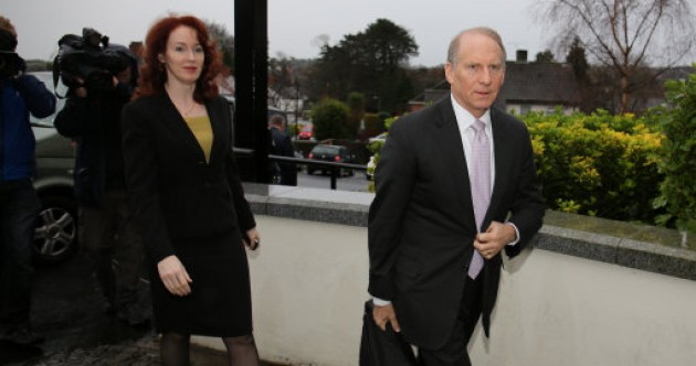 'Today is the last day in Belfast. Hope leaders seize it' – Haass urges progress as deadline looms