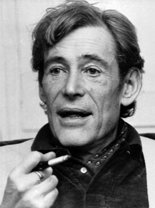 Peter O'Toole in London in 1980.