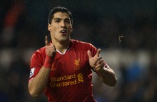 Liverpool open talks over new Suarez contract