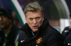 David Moyes reveals Nani setback ahead of West Ham clash